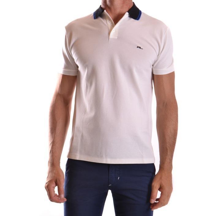 Ralph Lauren Men's Polo Shirt White 189029 - white S