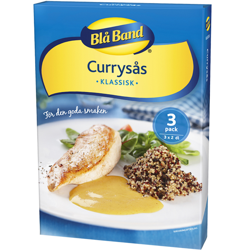 Currysås 90g - 17% rabatt