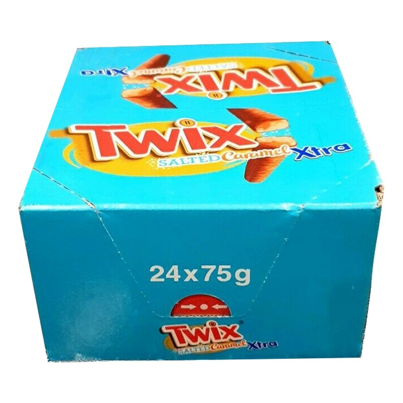 Twix Salted Caramell Xtra - 24-pack