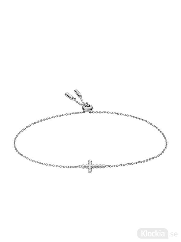 FOSSIL Armband Sterling Silver JFS00545040 - Damsmycke