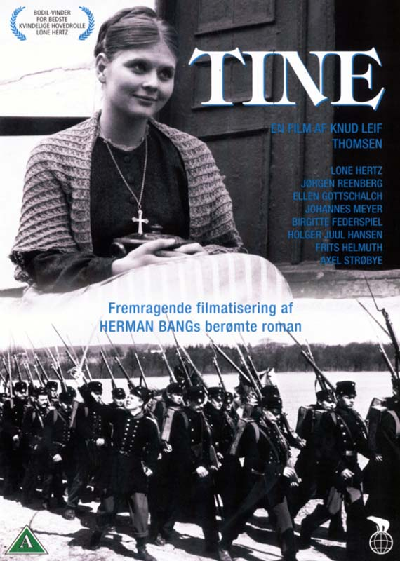 Tine (Lone Hertz) - DVD