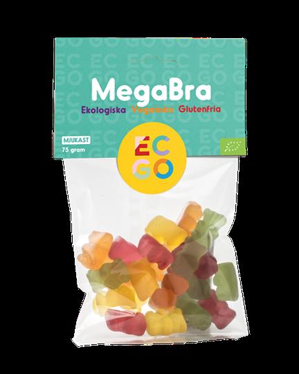 """Eko Godis """"MegaBra"""" 75g - 32% rabatt"""