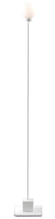 Snowball golvlampa Large - Vit