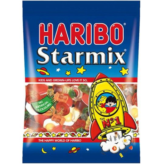"Makeiset ""Starmix"" 250g - 45% alennus"