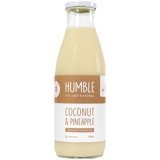 "Smoothie ""kookos & ananas"" 750ml - 40% alennus"