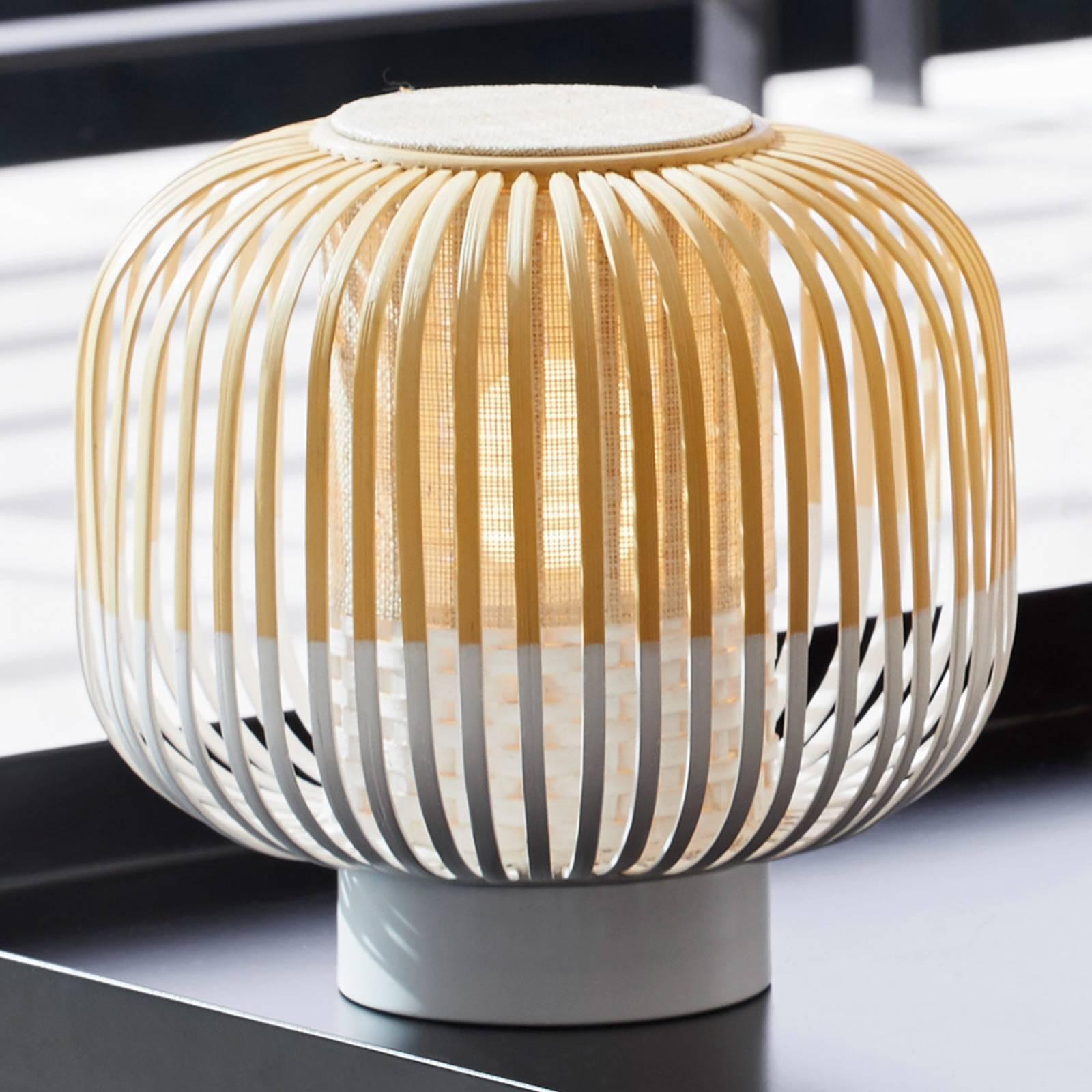 Forestier Bamboo Light S -pöytälamppu 24 cm