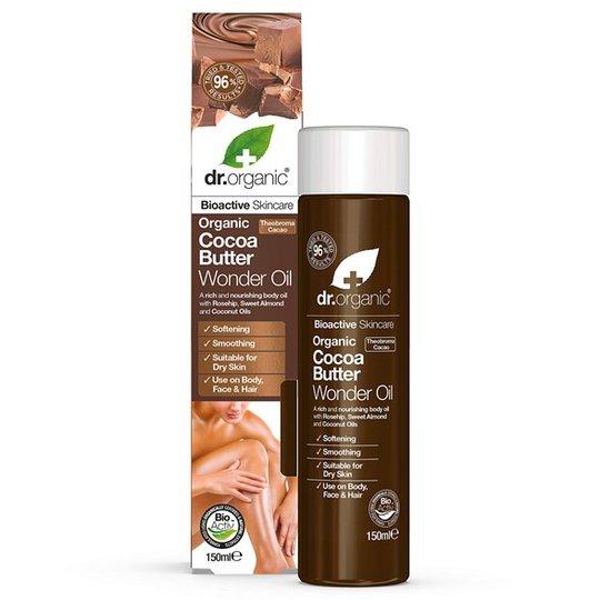 Dr. Organic Cocoa Butter Wonder Oil, 150 ml
