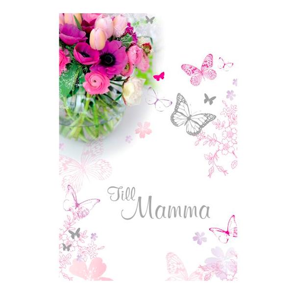 Gratulationskort Till Mamma