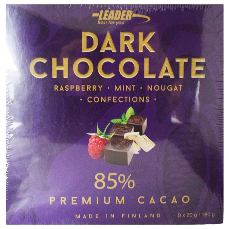 "Suklaa ""Dark Confections"" 180g - 58% alennus"