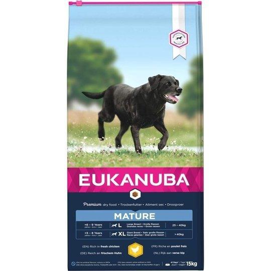 Eukanuba Dog Mature Large Breed (15 kg)