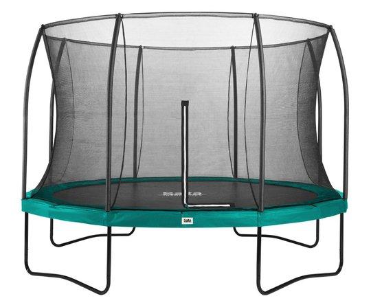 Salta Trampoline Comfort Edition 427cm, Grønn