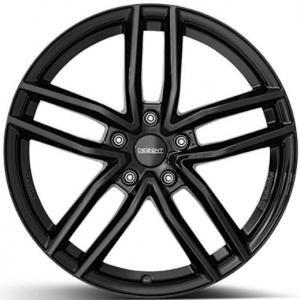 Dezent TR black 6.5x16 5/100 ET40 B57.1