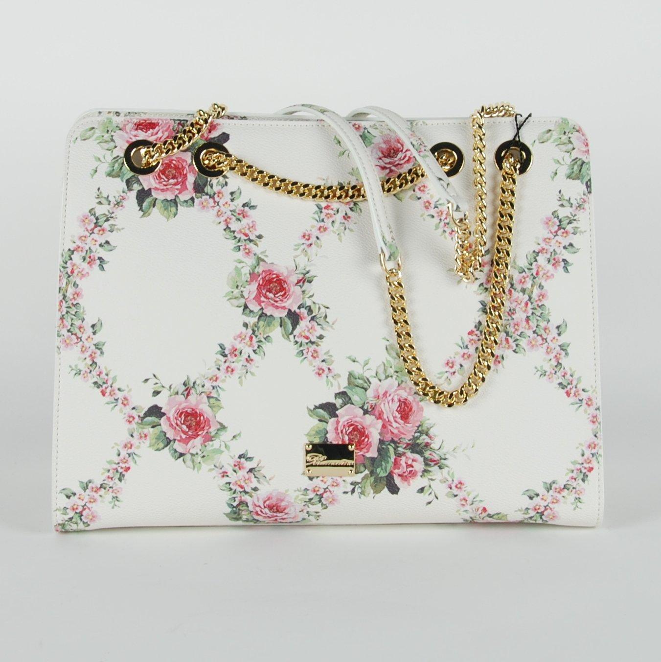 Blumarine Women's Shopping Bag Multicolor BL1421437