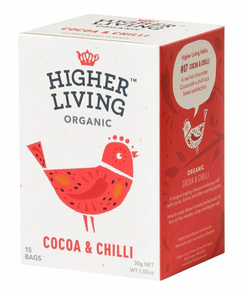 Eko Te Kakao & Chili - 26% rabatt
