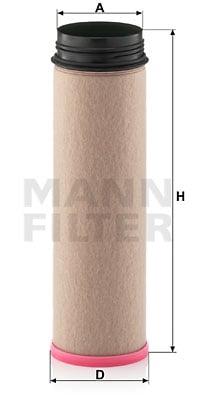Toisioilmasuodatin MANN-FILTER CF 1440