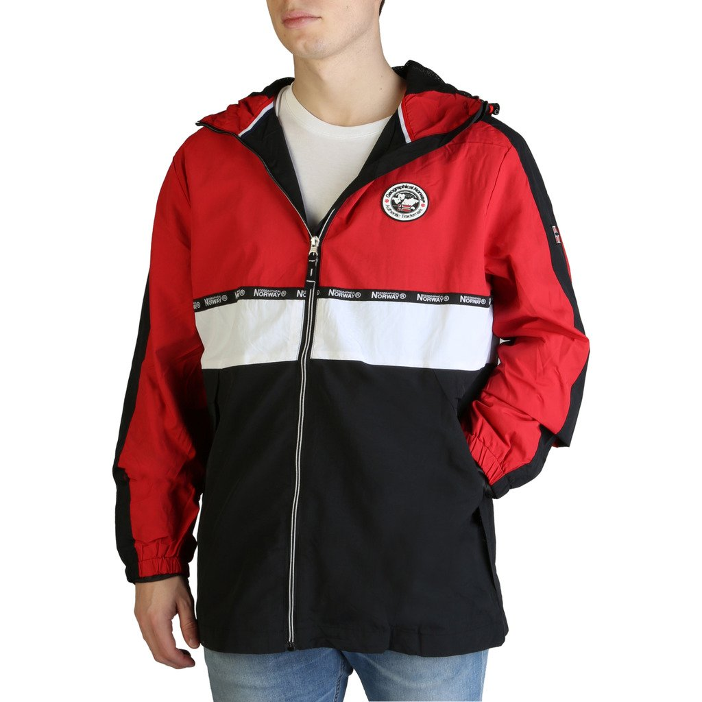 Geographical Norway Men's Aplus_man Jacket Various Colours 333239 - black M