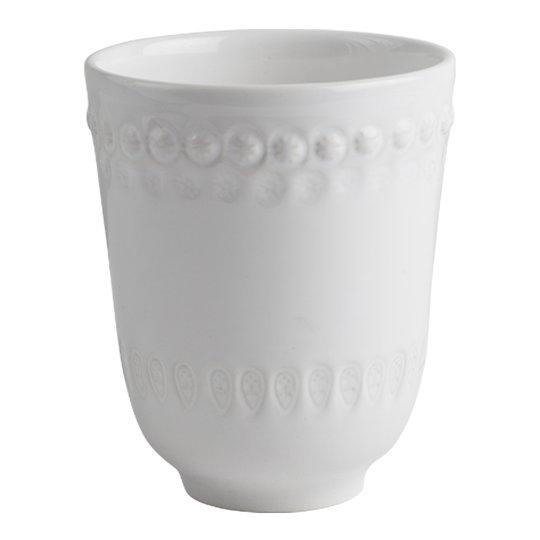 PotteryJo - Daisy Mugg 35 cl Vit