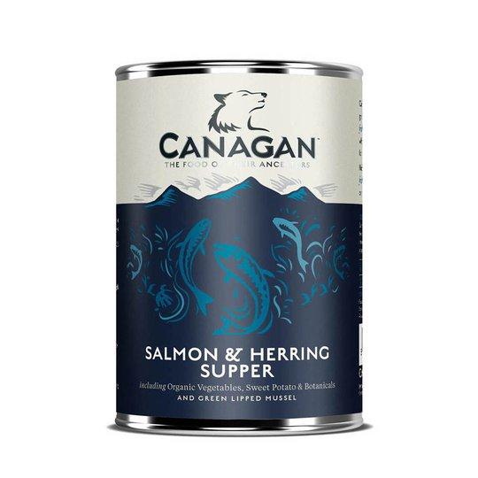 Canagan Salmon & Herring Supper