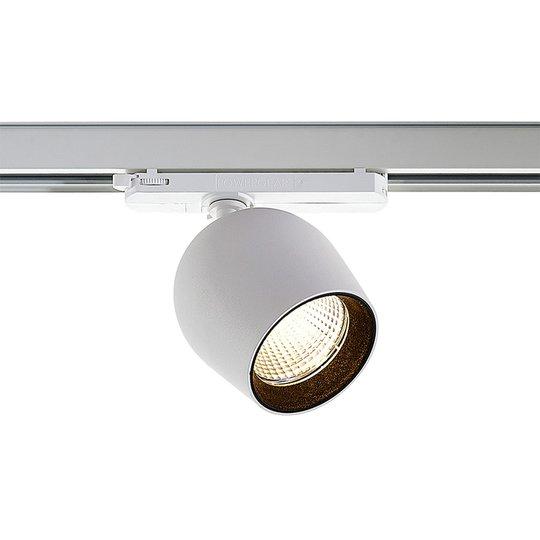 Arcchio Bauke -3-vaihe-LED-spotti 24 W 3 000 K