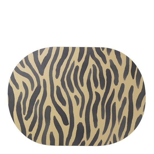 Ferm Living - Safari Tablett 33x46 cm Tiger
