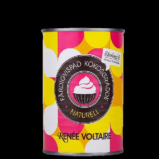 Färdigvispad Kokosgrädde Fetthalt 30%, 450 ml