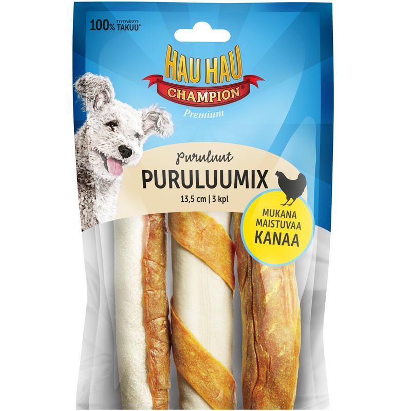 Puruluumix 3kpl - 42% alennus