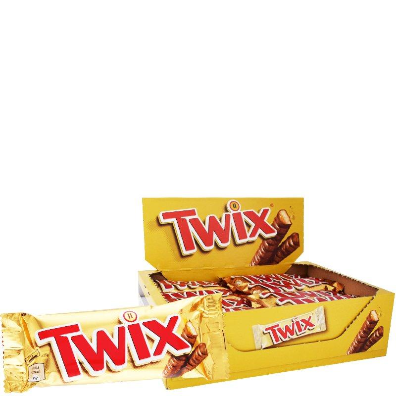 Twix 32-pack - 38% rabatt