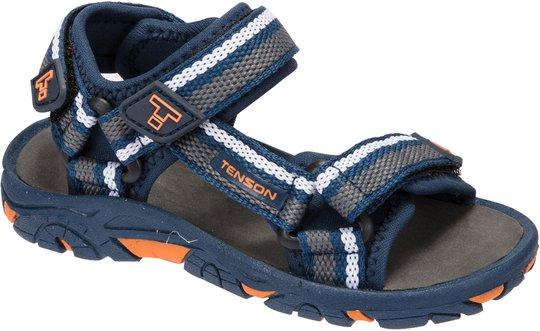 Tenson Tail Sandal, Blue 28