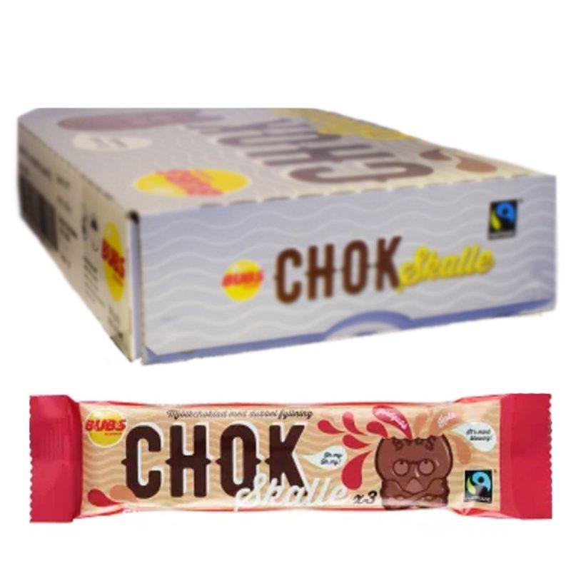 Mjölkchoklad Jordgubb & Kola 20-pack - 59% rabatt