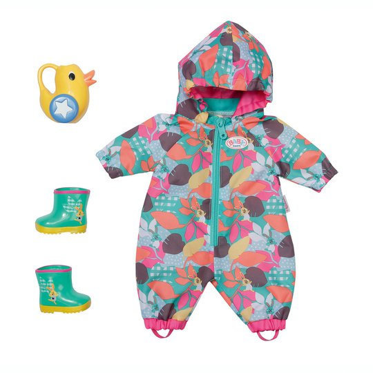 Baby Born Deluxe Dukkeklær Outdoor Fun 43 cm