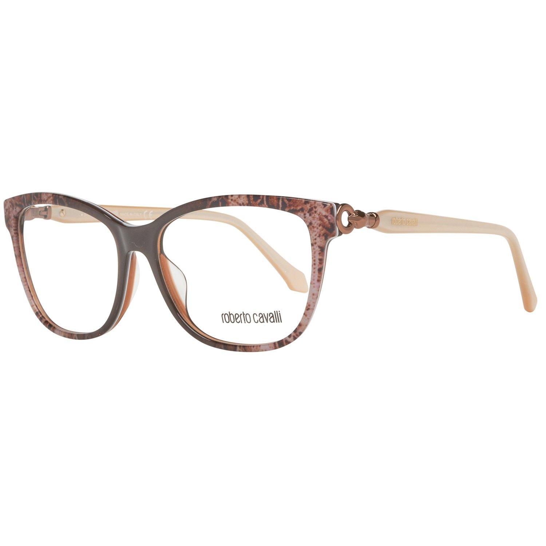 Roberto Cavalli Women's Optical Frames Eyewear Brown RC5011 55050