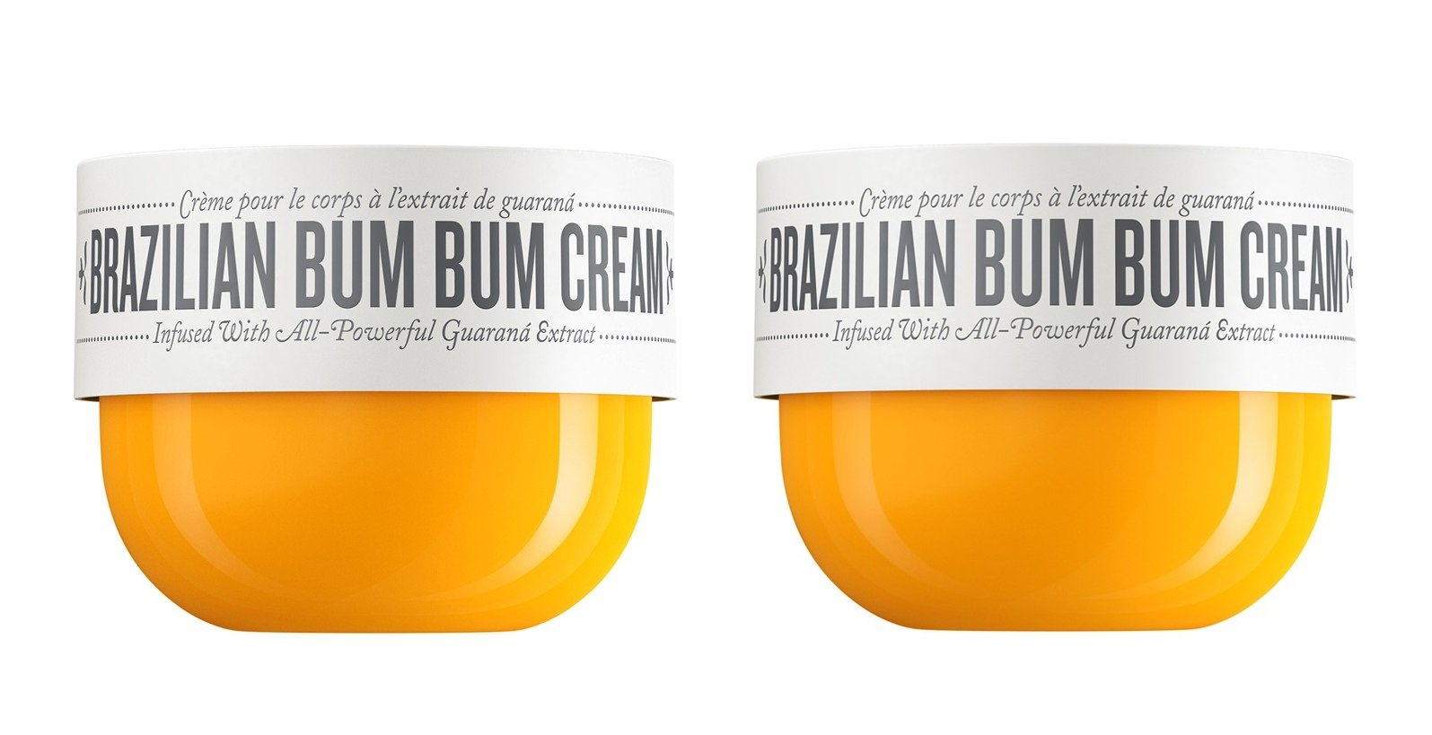 Sol de Janeiro - 2 x Brazilian Bum Bum Creme 240 ml