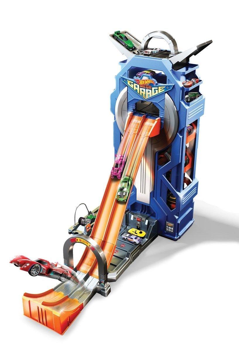 Hot Wheels - Mega Garage Play Set (FTB68)