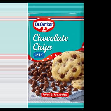 Dr. Oetker Chocolate Chips Milk 100g