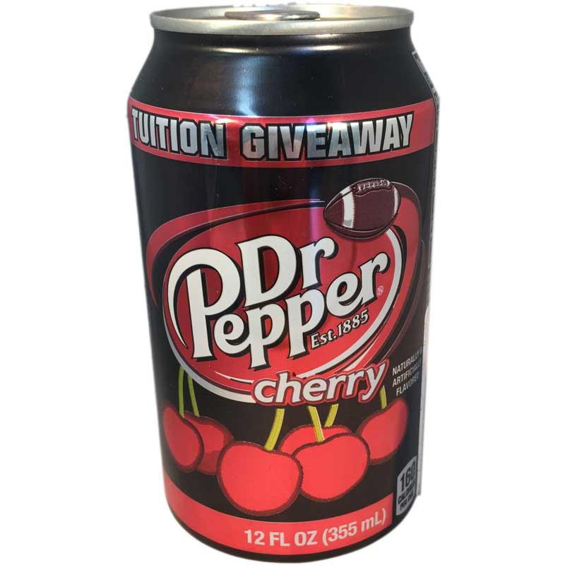 DR Pepper- Cherry - 70% rabatt