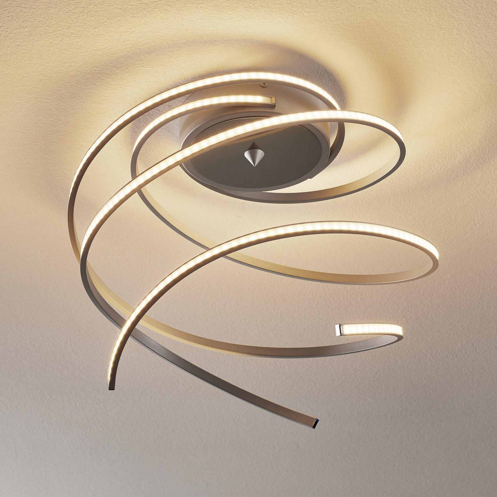 LED-kattovalaisin Lungo 3-vartinen, kaukosäädin