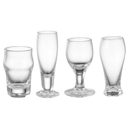Shira Shotglass 4-pakning 28–45 ml
