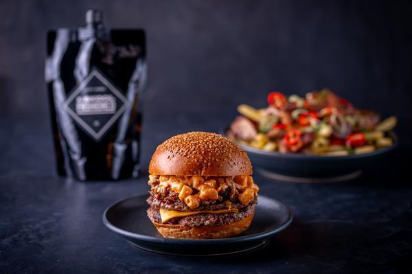 GIFT IT: Mac Daddy Hero Burger Kit