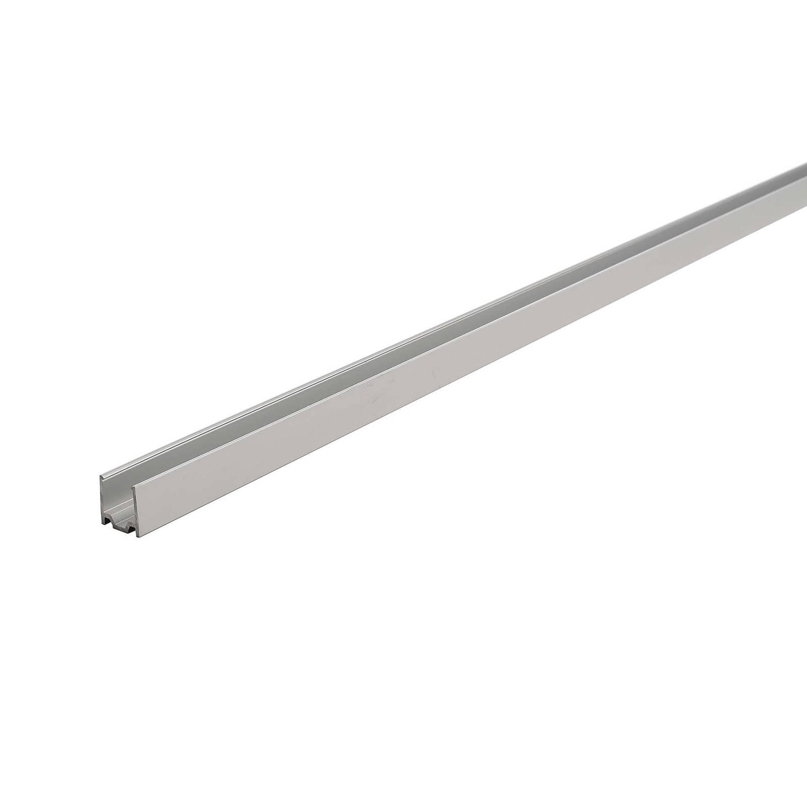Aluprofiili D Flex Line Mini Top View LED-nauha1m