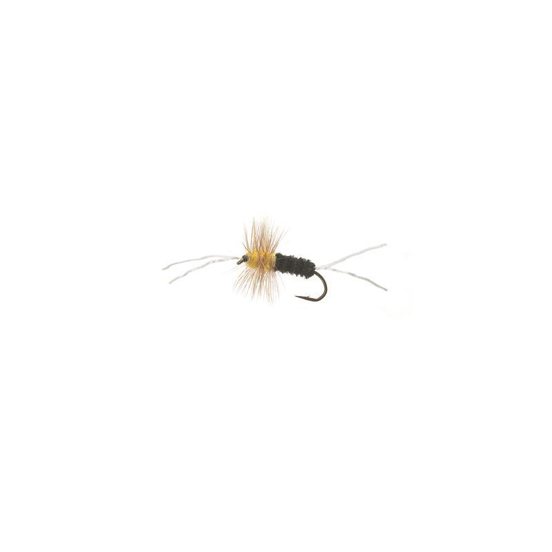 Bich Creek #8 Black/Yellow Kjøp 12 fluer få gratis flueboks