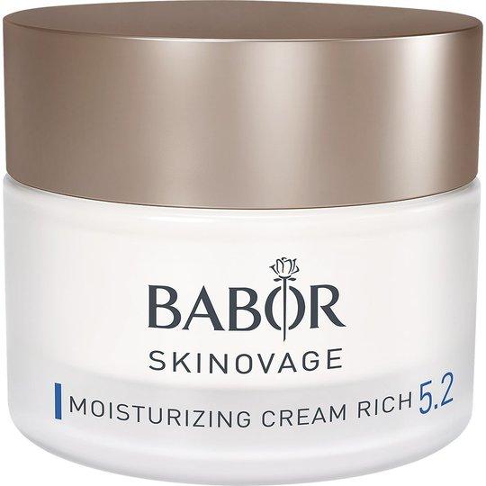Babor Skinovage Moisturizing Cream Rich, 50 ml Babor Päivävoiteet