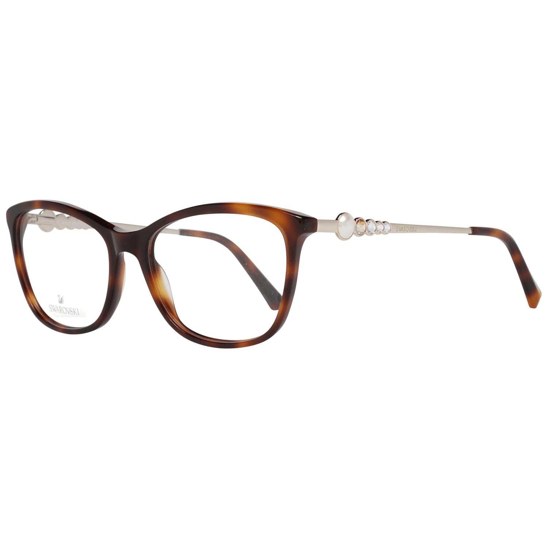 Swarovski Women's Optical Frames Eyewear Brown SK5276 54052