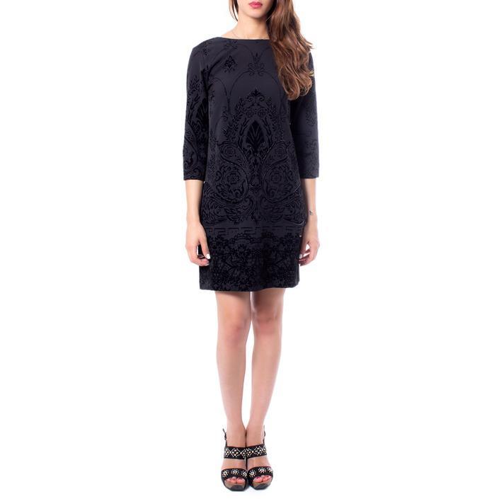Desigual Women's Dress Black 167771 - black 36