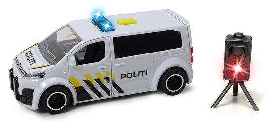 Dickie Toys Citroën SpaceTourer Politibil