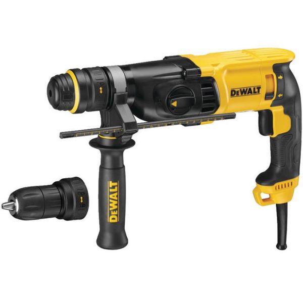 Dewalt D25134K Borhammer 800 W