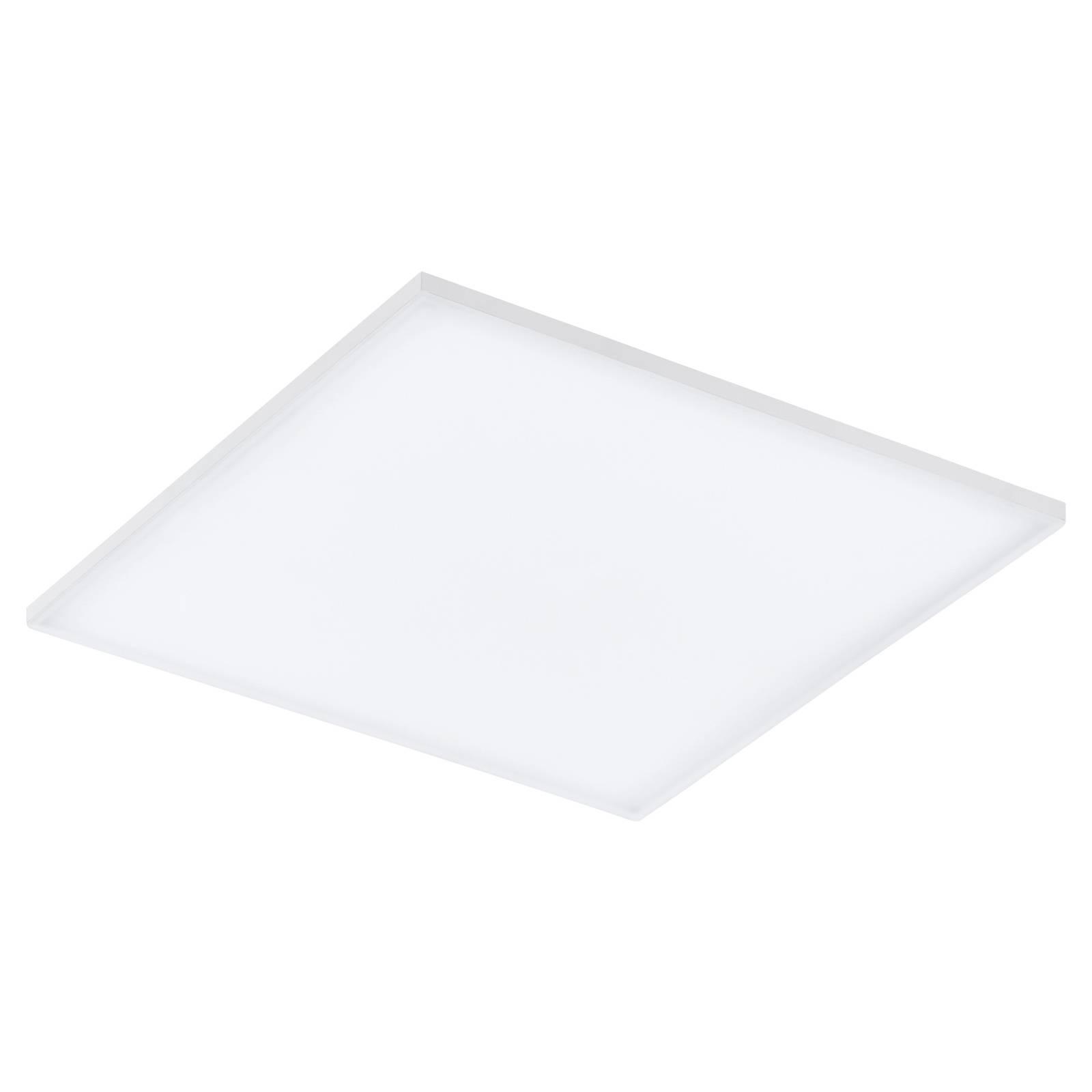 LED-kattovalaisin Turcona, 59,5 x 59,5 cm