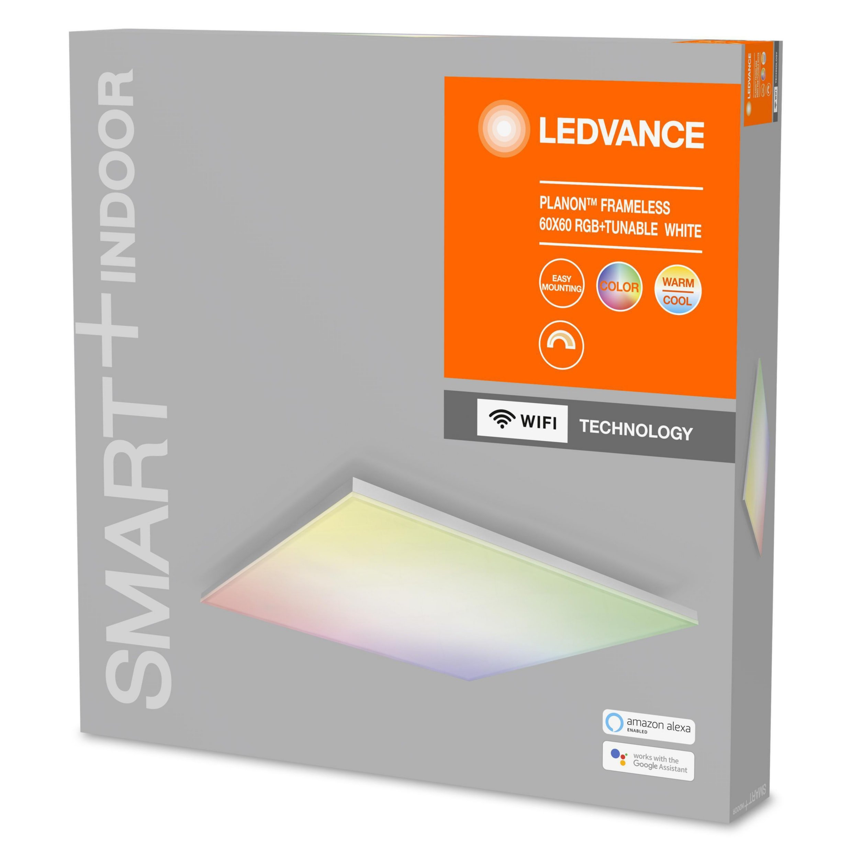 Ledvance - SMART+ Planon Frameless 40W/RGBTW 60x60 WiFi