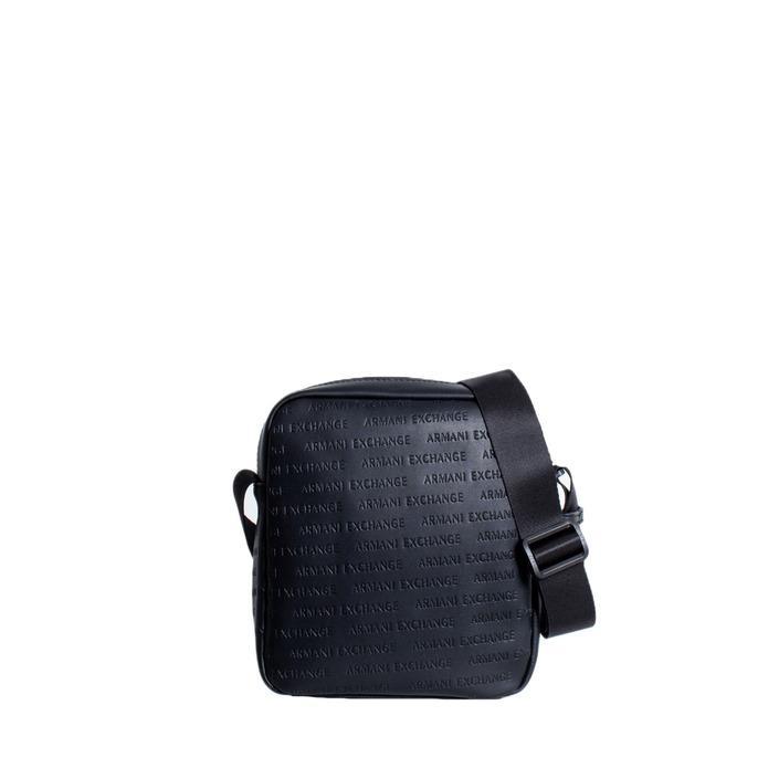 Armani Exchange Men's Shoulder Bag Black 269366 - black UNICA