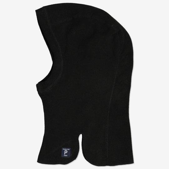 Finlandshette fleece baby svart