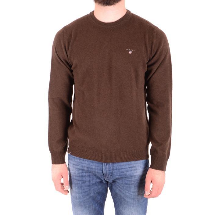 Gant Men's Sweater Brown 165278 - brown S